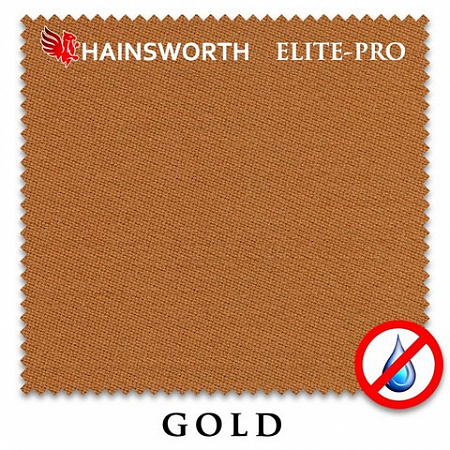 СУКНО HAINSWORTH ELITE PRO WATERPROOF 198СМ GOLD